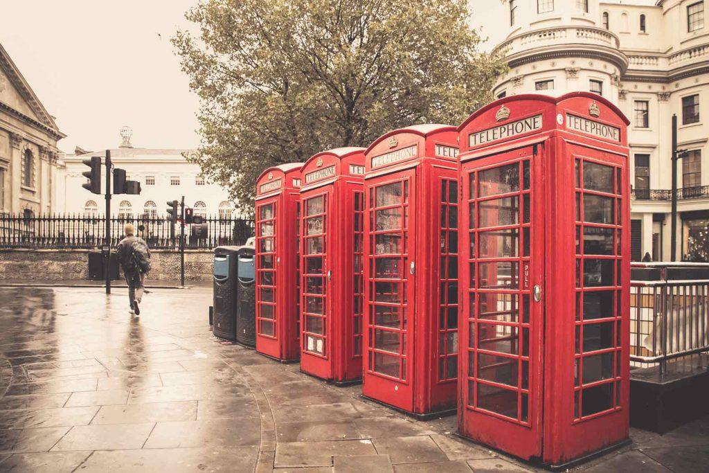 UK Phone Booths