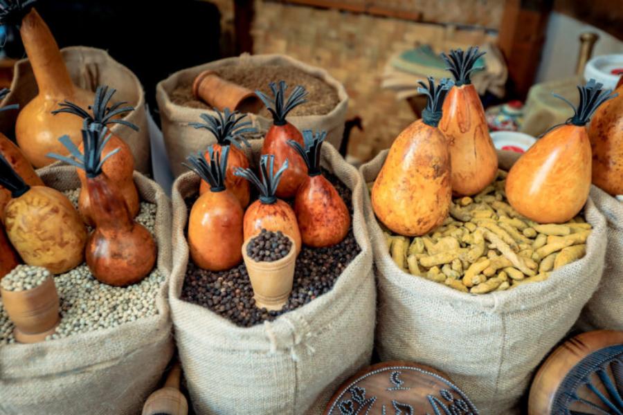Uzbekistan Food Bags