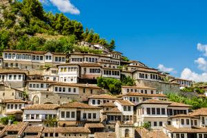 Albania City View