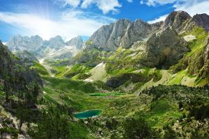 Albania Mountain View