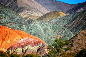Argentina Colorful Mountains