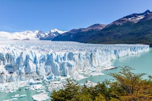Argentina Ice View