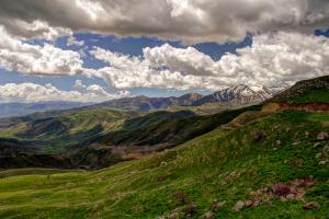 Armenia Green Mountain View