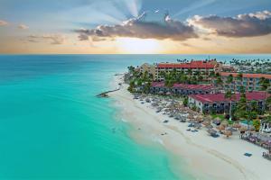 Aruba City Ocean View