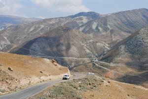 Azerbaijan Mountain View