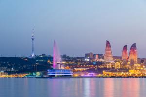 Azerbaijan Water City View