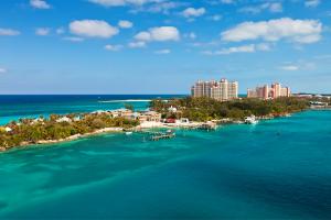 Bahamas Ocean-City View