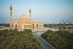 Bahrain Building:Temple