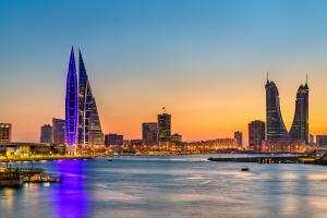 Bahrain City View