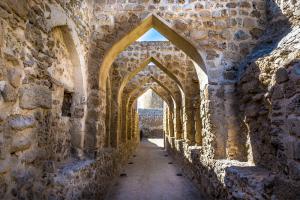 Bahrain Walkway