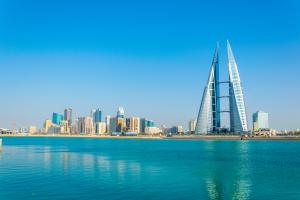 Bahrain Water City View