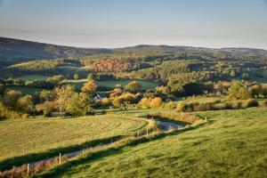 Belgium Landscape View