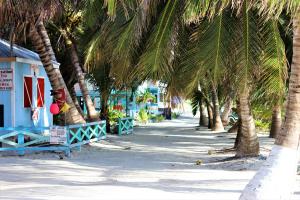 Belize City Sand View