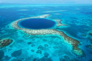 Belize Island View