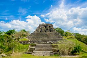 Belize Temple View