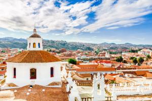 Bolivia City View