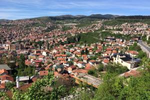 Bosnia and Herzegovina City View