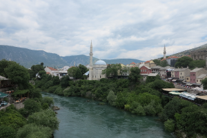 Bosnia and Herzegovina Landscape View