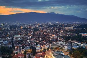 Bulgaria City View