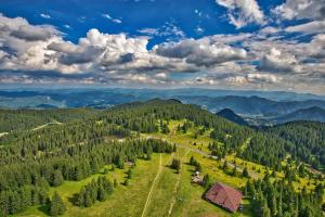 Bulgaria Landscape Hill View