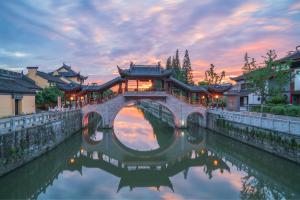 China Bridge City
