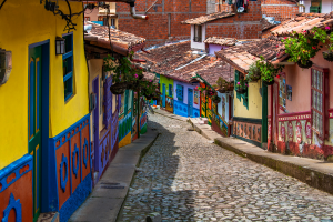 Colombia Downtown City Walk