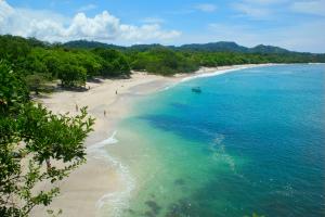 Costa Rica Beach View
