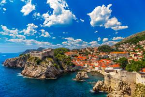 Croatia City Ocean View