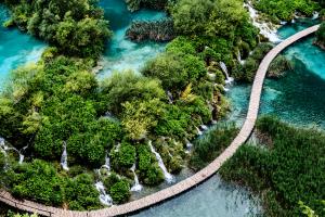 Croatia Landscape View