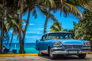 Cuba Car Photo
