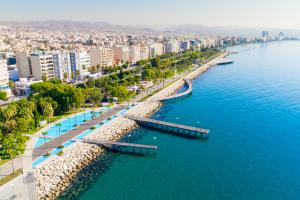 Cyprus Shoreline View