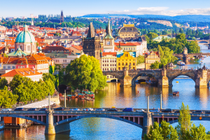 Czech Republic City View