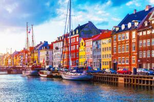 Denmark Building Water View