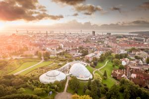 Denmark City Overview