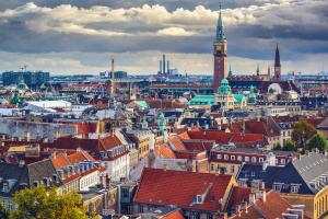 Denmark City View