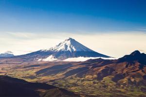 Ecuador Mountain View