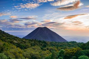 El Salvador Mountain View