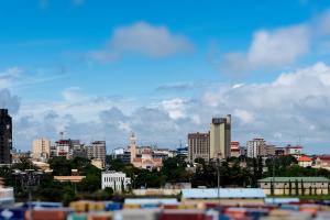 Equatorial Guinea City Skyview
