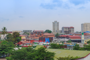 Equatorial Guinea City View