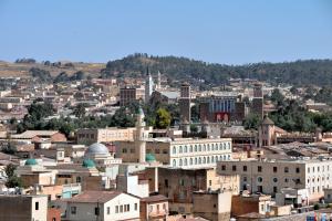 Eritrea City View