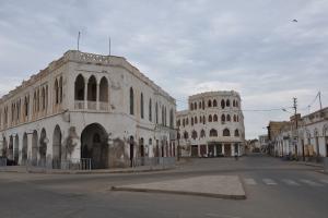 Eritrea Old Buildings