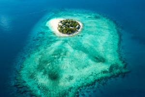 Fiji Island View