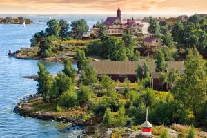 Finland Island View