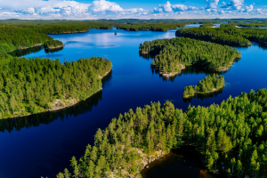 Finland Land Overview