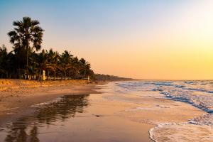 Gambia Beach View
