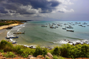 Ghana Beach View