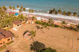 Ghana Beach and Land View