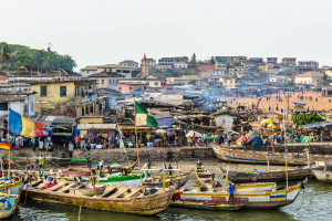 Ghana City View