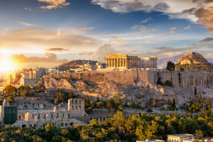 Greece City Overview