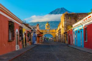 Guatemala City View